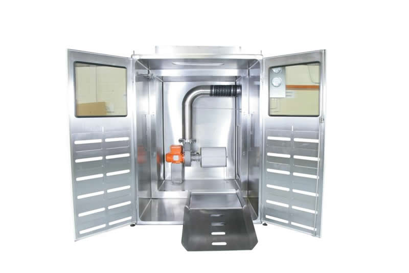 Special Flow Booths Laminar Flow Booth Prosys